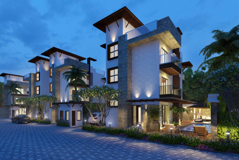MBH Luxury Villas, Lonavala