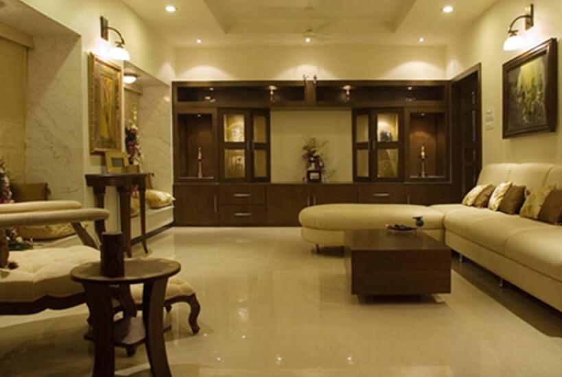Rajgopalan's Residence, Nagpur