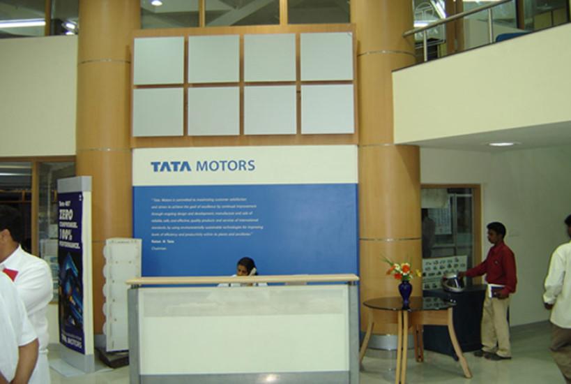 Tata Showroom, Nagpur